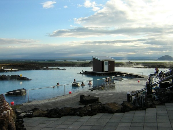 Myvatn Nature baths Iceland